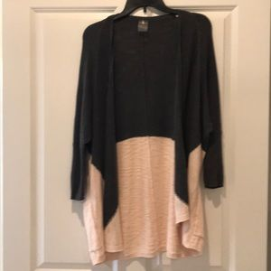 Calia by Carrie Underwood Sweater Jacket XSmall XS